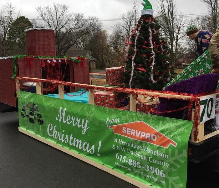 32nd Annual Donelson Hermitage Christmas Parade